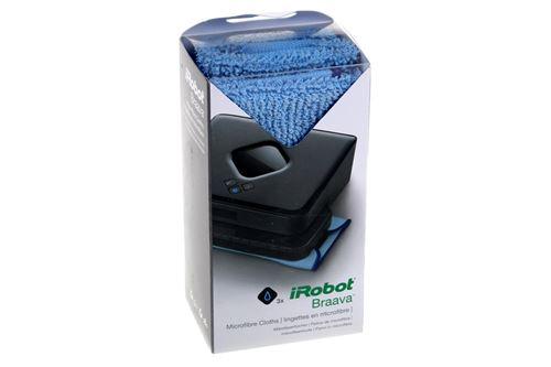 Accessoires Dédiés Aspi Robot Irobot Bac 002