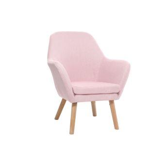fauteuil enfant design rose baby mira fauteuils enfant achat prix fnac. Black Bedroom Furniture Sets. Home Design Ideas