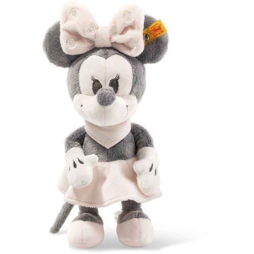 Steiff Minnie Mouse crécelle aux oreilles crépitantes - 23 cm