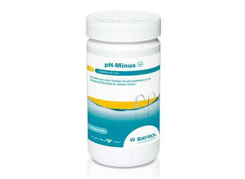 pH moins 1,50 kg - Bayrol