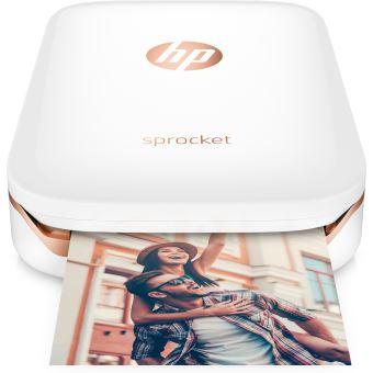 HP SPROCKET WHITE INKTJETPRINTER