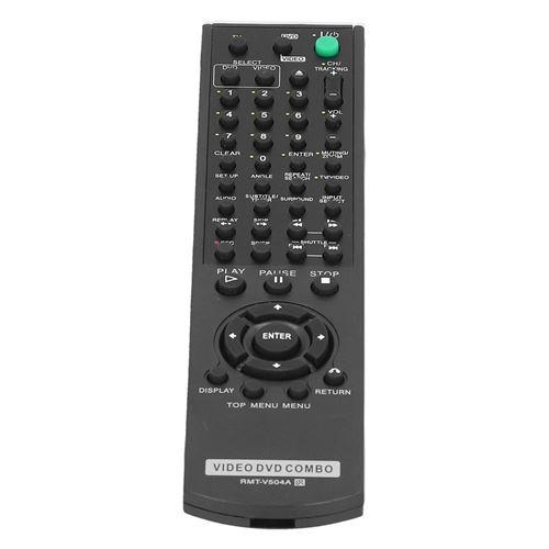 Télécommande RMT-V504A pour DVD vidéo Sony SLVD100, SLVD281P, SLVD380P, YSP4000BL
