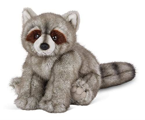 Bearington Rocko Plush Stuffed Animal Raccoon 13 inches