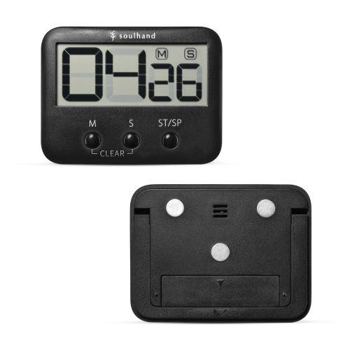 Horloge de minuterie cuisine numérique pour verser sur le ...