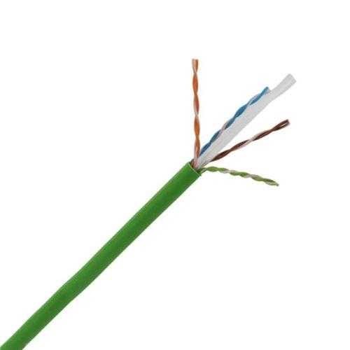 TECHBREY 305m Câble UTP CAT6 Cuivre Pur Sans Halogène