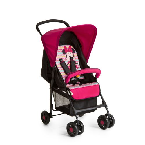 Poussette Buggy Sport - Minnie Geo Rose