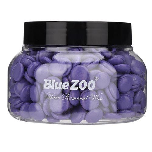 Kit de Épilateur Blue ZOO Chauffe-cire lot de 7