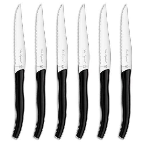 LOU LAGUIOLE - STAR - Coffret 6 couteaux steak