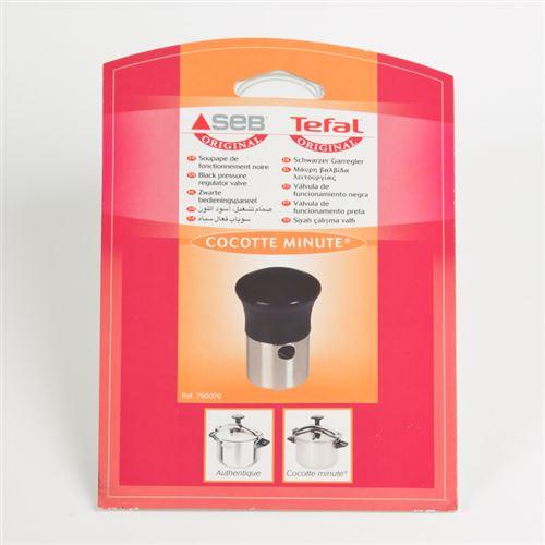 seb soupape noire pour cocotte 790076