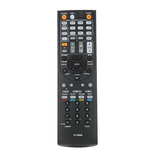 Télécommande RC-865M pour récepteur ONKYO AV TX-NR525 TXNR525