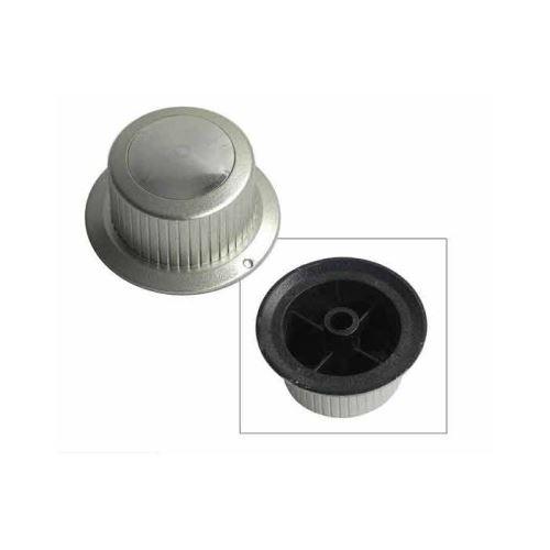Bouton manette selecteur de programme pour four white brown - mf430-1-49
