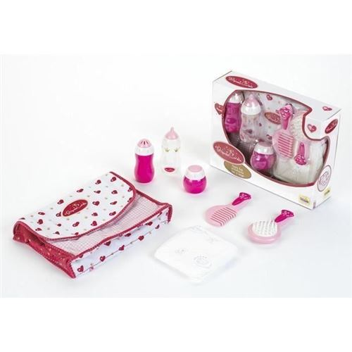 PRINCESS CORALIE Sac a langer Princess, 7 pieces