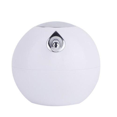 Bouteille de Shampooing Distributeur 380ml Savon de salle de bain Shampooing (blanc)