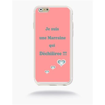 coque iphone 6 marraine