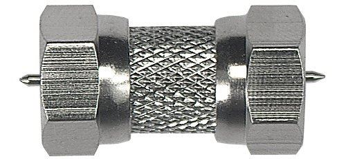 Axing CFA 4-00 Adapter F-Stecker auf F-Stecker (100 St?ck) (Import Allemagne)
