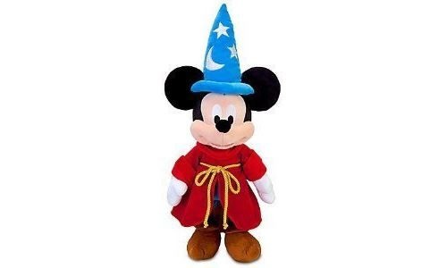 Disney Mickey Mouse Sorcerer 24in en peluche - Animal en peluche Mickey