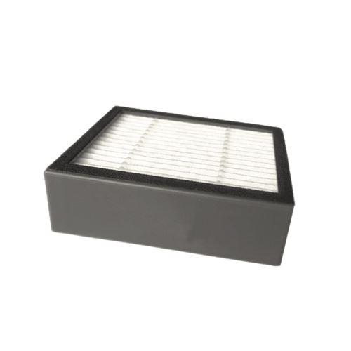 Brosse Latérale, Filtres Hepa Pour Irobot Roomba I7 I7 + / I7 Plus E5 E6 E7 Blanc W170