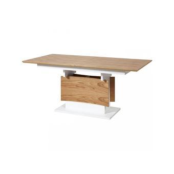 Table à rallonge intégrée