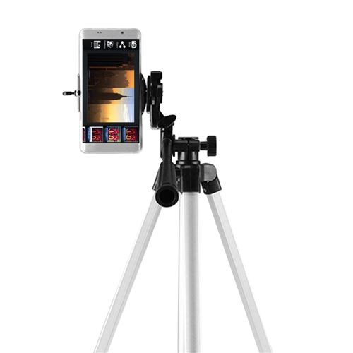 Docooler JF-3110 Trépied / Support pour smartphone - alliage d'aluminium à trois sections pour 35cm-