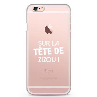 coque iphone 7 zidane