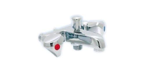 Mélangeur bain douche, entraxe 7cm WATTS référence 329349.