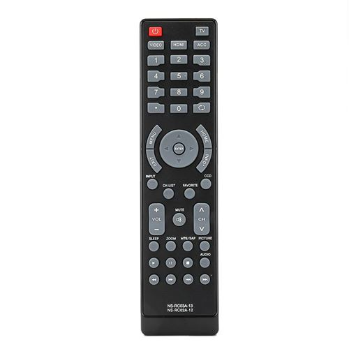 Télécommande Pour Insignia Tv Ns-Rc03A-13 Ns-32L120A13 Ns-40L240A13