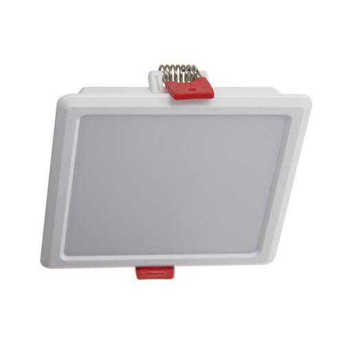 Xanlite|Spot encastrable carré - 400 lumens - super slim|DOP400CCW