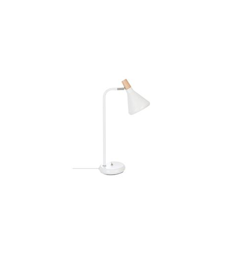 Lampe à poser - Sean - H 49 cm - Blanc