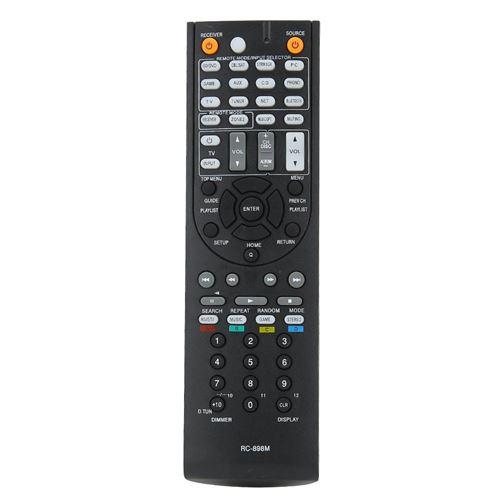 Télécommande AV RC-898M pour ONKYO TX-NR646 TX-NR747 TX-NR545