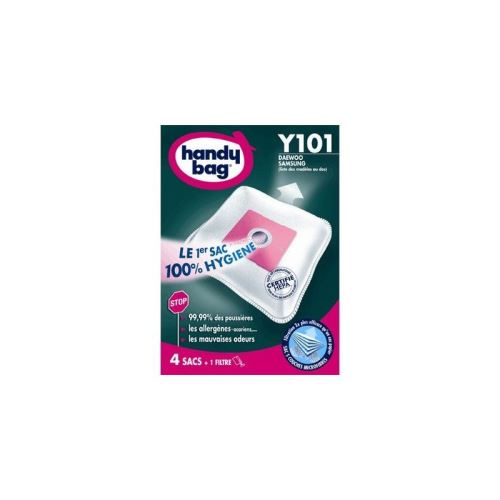 handy bag y101 sacs aspirateur micropor plus