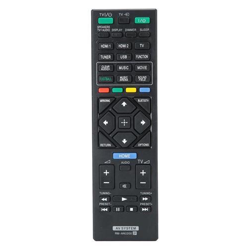 Télécommande RM-ANU200 pour Sony HT-IV300