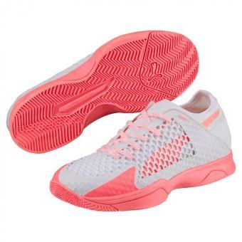 Chaussures Femme Puma Evospeed Indoor 3 Netfit 36 Blanc