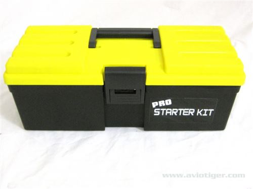 Kit de Demarrage Pro AvioRacing Voiture RC
