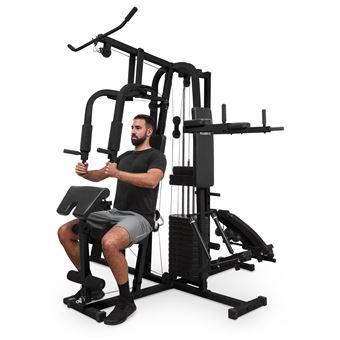Klarfit Ultimate Gym 9000 Banc De Musculation Multifonction Avec
