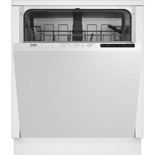 Beko LVI72F - Lave-vaisselle - intégrable - hauteur : 82 cm