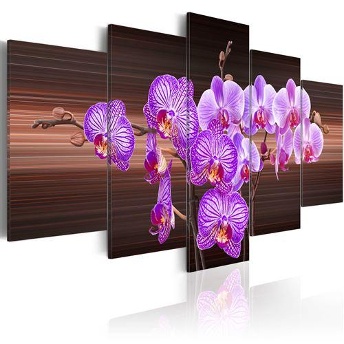 Tableau - Flower of joy - Artgeist - 200x100