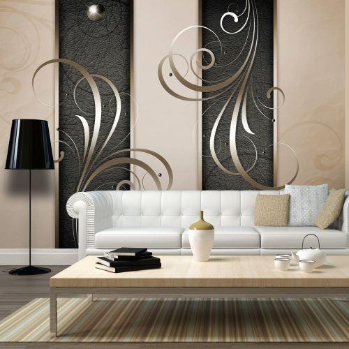Papier peint - Duo romantique - Décoration, image, art | Fonds et Dessins | Ornements |
