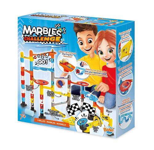 Marble challenge Buki Le circuit de billes