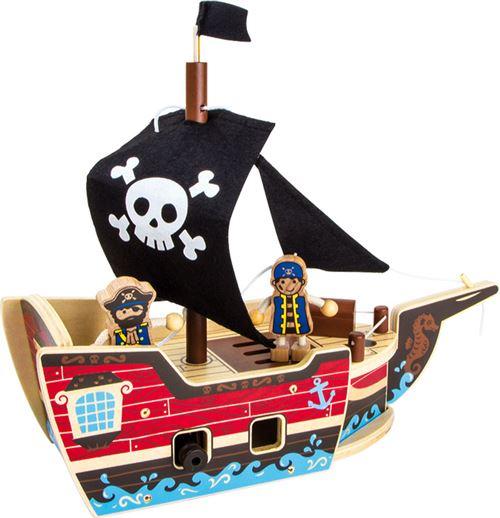 Jeu De Construction Bateau De Pirate