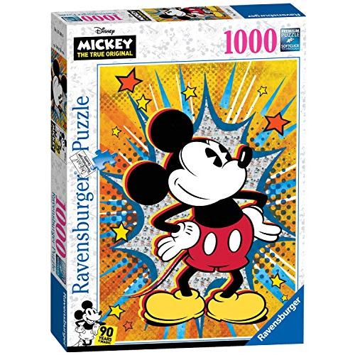 Casse-tête MICKEY MOUSE Retro