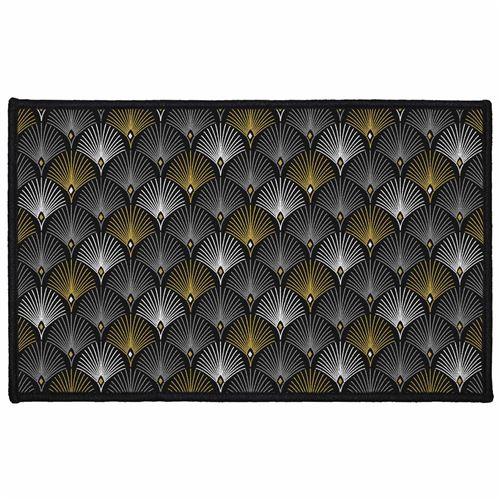 Tapis rectangle 50x80cm Loelia