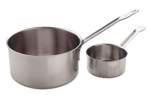 Mallard ferriere-casserole inox sitram de 16 cm