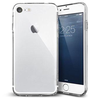 Coque Iphone 8 Plus Silicone Slim Transparente