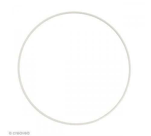 Cercle nu en métal - 40 cm de diamètre
