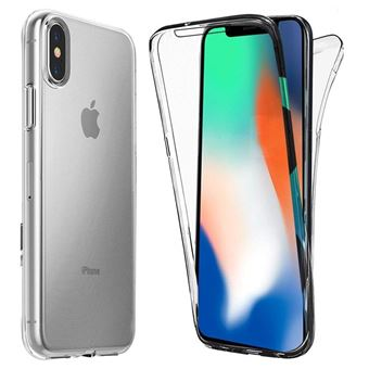 coque crystal iphone xs max