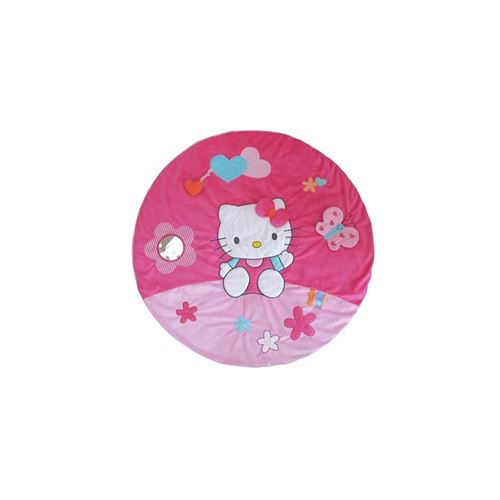 Hello Kitty Jouer plumage Activity filles rose 86 cm