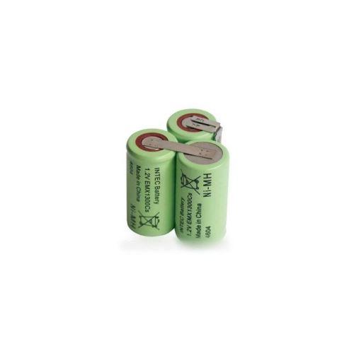 Batteries x3 pour aspirateur electrolux - 6485472