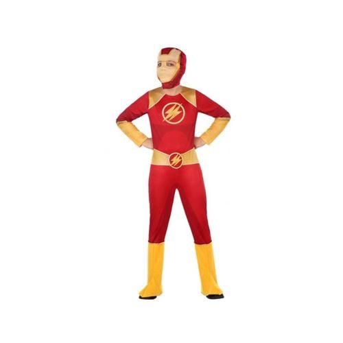 Déguisement garçon héro comic flash 7 à 9 Ans - Déguisements et fêtes