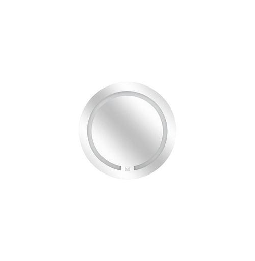 Miroir rond avec LED - D 45 cm