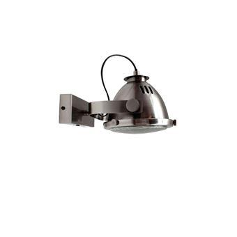 Applique murale rétro métal Tuk - Couleur - Argent - Achat & prix | fnac